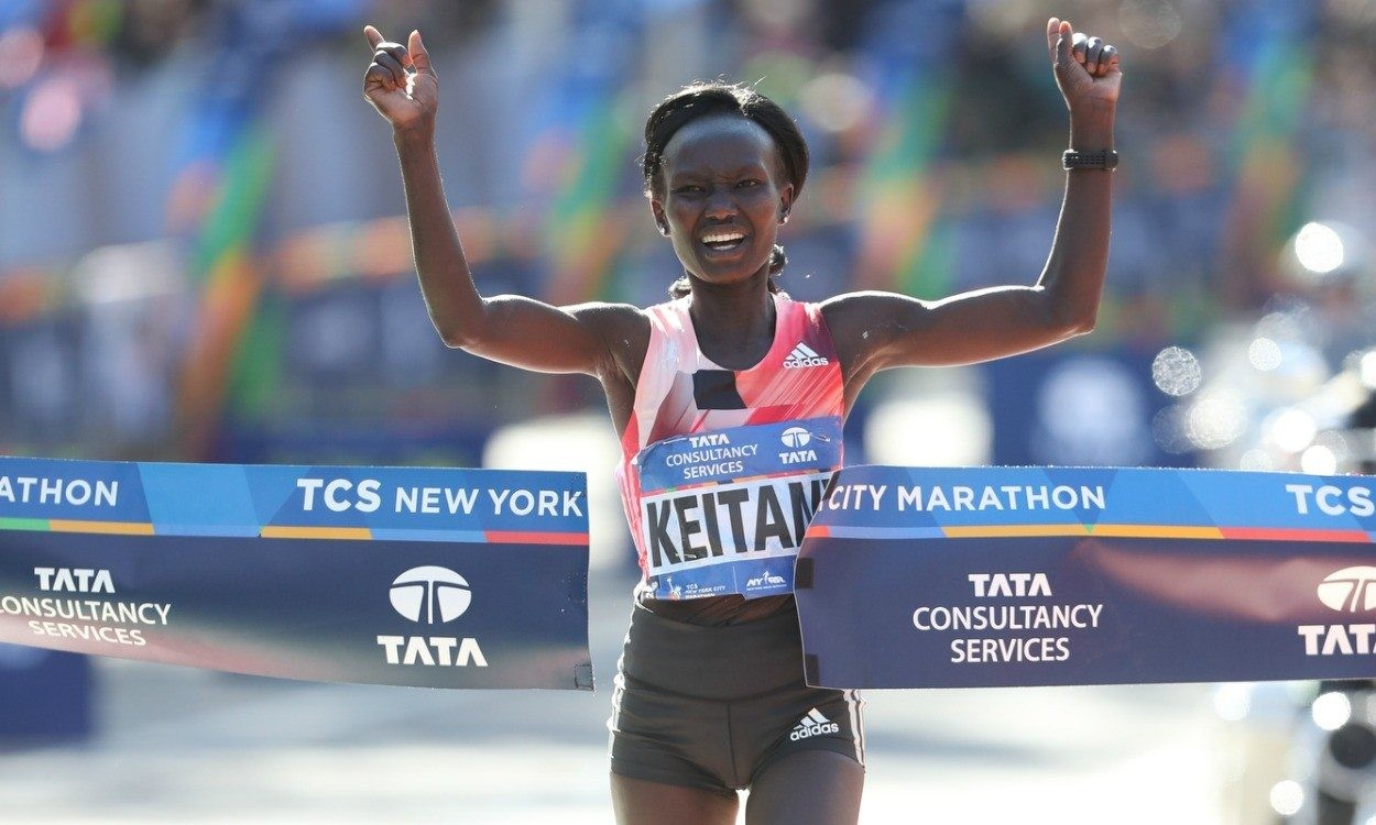 Three-time champion Mary Keitany of Kenya wants to reclaim her crown this year at the TCS New York City Marathon