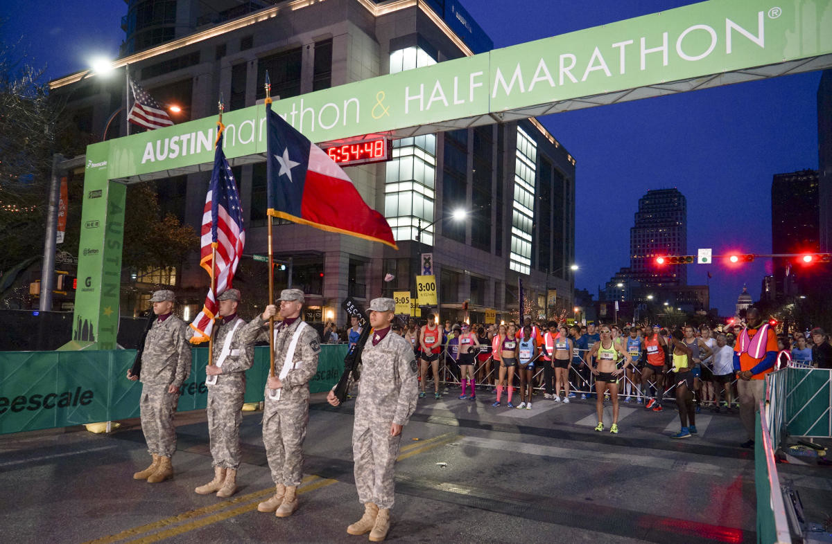 Austin Marathon was named 2018 Champion of Economic Impact in Sports Tourism