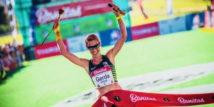 Two-time defending women's Two Oceans Marathon ultra-marathon champion, Gerda Steyn, confirms bid for Two Oceans hat-trick in 2021