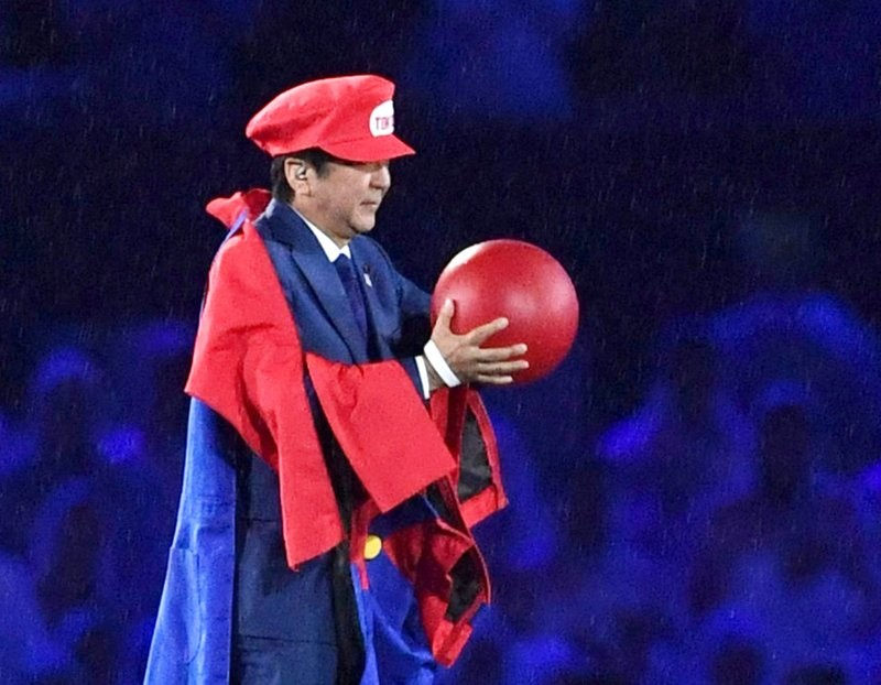 Video game icon Mario and flying cars could be part of the Tokyo 2020 Olympic Opening Ceremony
