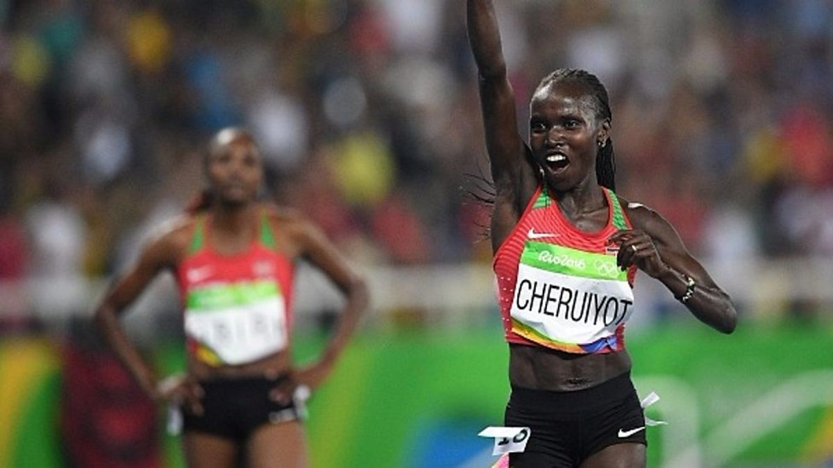 Olympic champion Vivian Cheruiyot is back in training after shaking off a recurrent tendon injury that has kept her off competition for over three months, but now is set for Valencia marathon