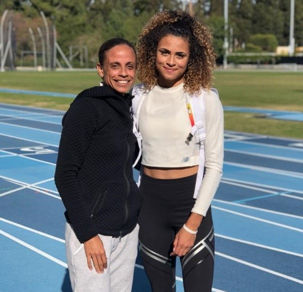 19-year-old Sydney McLaughlin who is one of the biggest track stars will be coached by Olympian Joanna Hayes