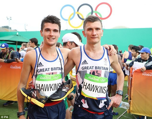 Hawkins chances of winning the Commonwealth Games Marathon has improved since Zane Robertson has withdrawn