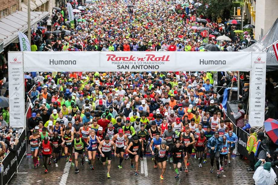 New RnR San Antonio Marathon And Half courses