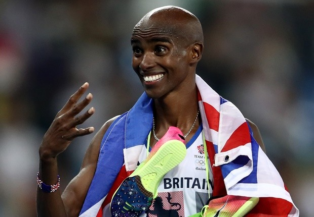 Sir Mo Farah Confirmed that he will compete in the 10km Cape Town Marathon Virtual Race Run in the United Kingdom