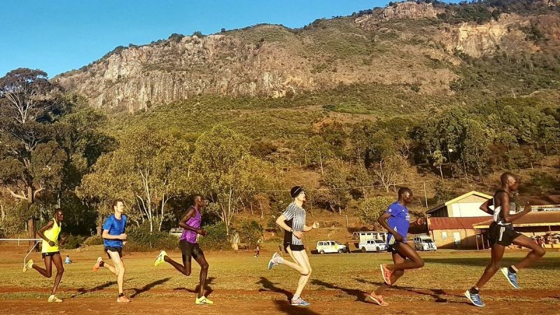 A decade in Kenya turned two teens from New Zealand Into World Class Runners
