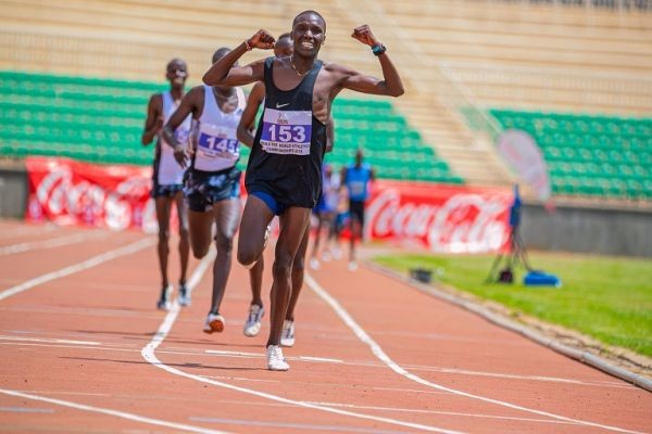 Recovered Michael Kibet is focusing on the  Olympic Games
