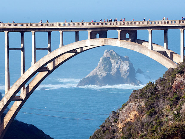 Maybe the most beautiful and most challenging Marathon in the world, Big Sur