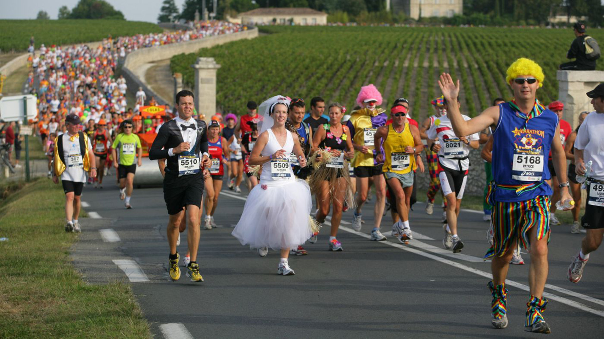 Organizers of the annual Marathon du Médoc have announced that the 36th edition of the race, due to be held in September, will be postponed to 2021
