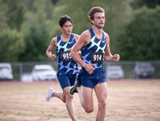 Long hours, short nights and ulcers: Portland Track defies the coronavirus to stage elite meets