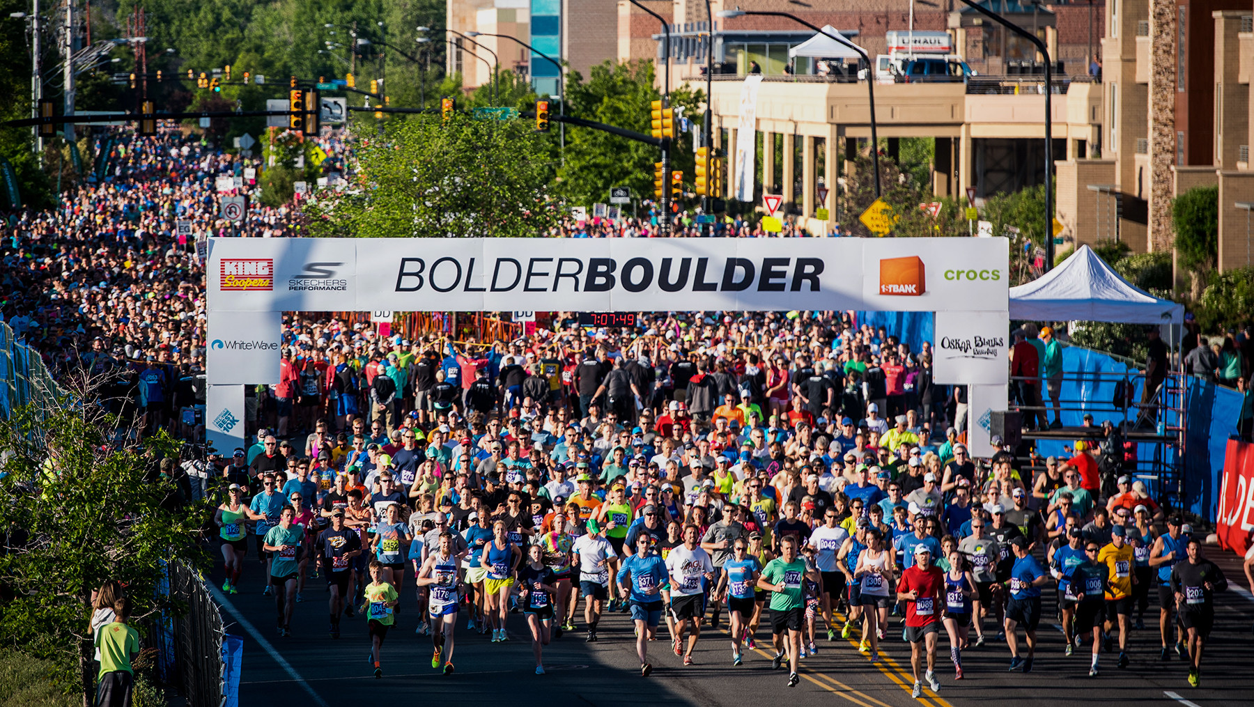 Strong field is set for Bolder Boulder including Jared Ward and Tyler McCandless