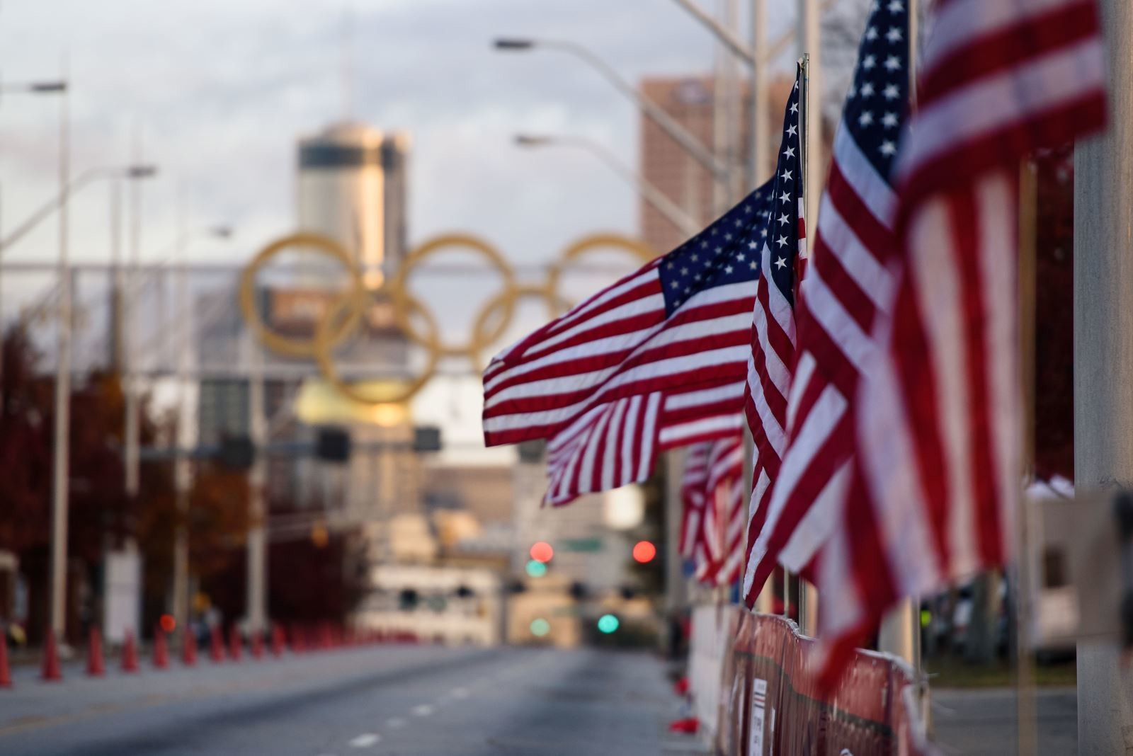 Is Atlanta going to be the site of the 2020 US Olympic Team Marathon Trials?