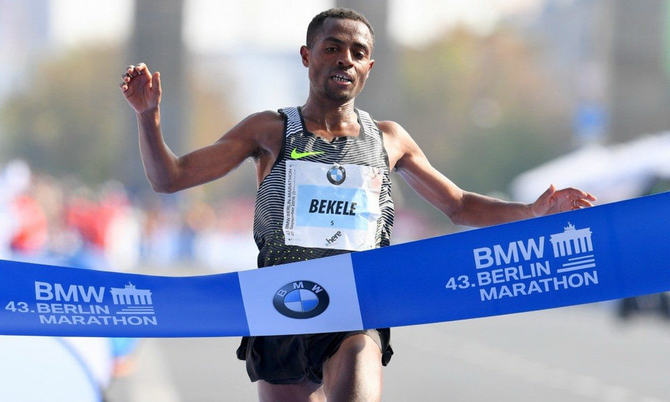 Ethiopian Kenenisa Bekele has been added to the men's field at Berlin Marathon