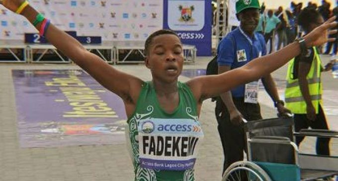 Nigerian Olude Fadekemi vows to reclaim Access Bank Lagos City Marathon title