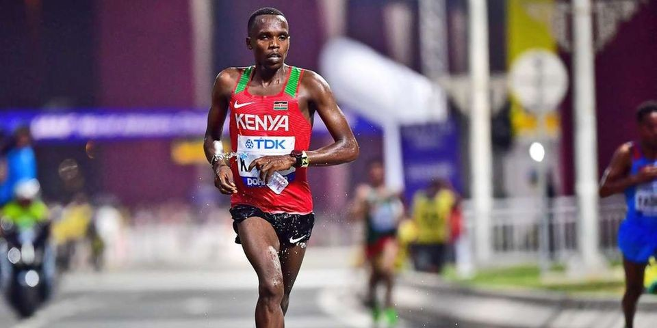 Kenya's Amos Kipruto focused on Valencia Marathon