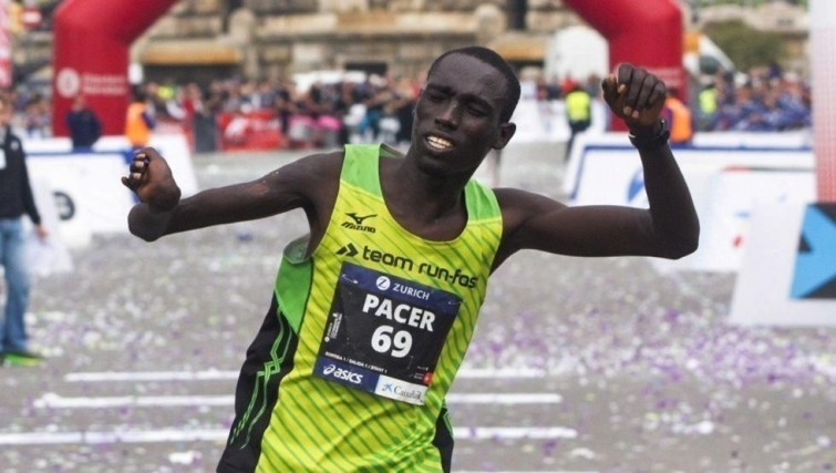 Kenyan´s Chesum returns to defend title in Barcelona