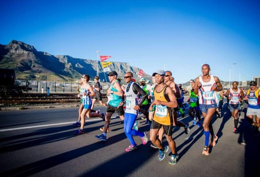Collen Mulaudzi believes training with Stephen Mokoka gives him an advantage as he goes into the weekend's Sanlam Cape Town Marathon