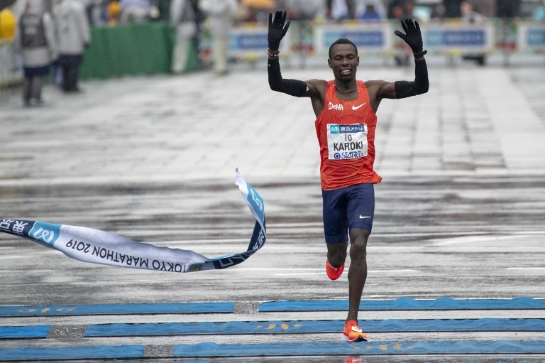 Kenyan Bedan Karoki and world marathon bronze medalist Amos Kipruto are among a star-studded line up for this year's Tokyo Marathon on March 1