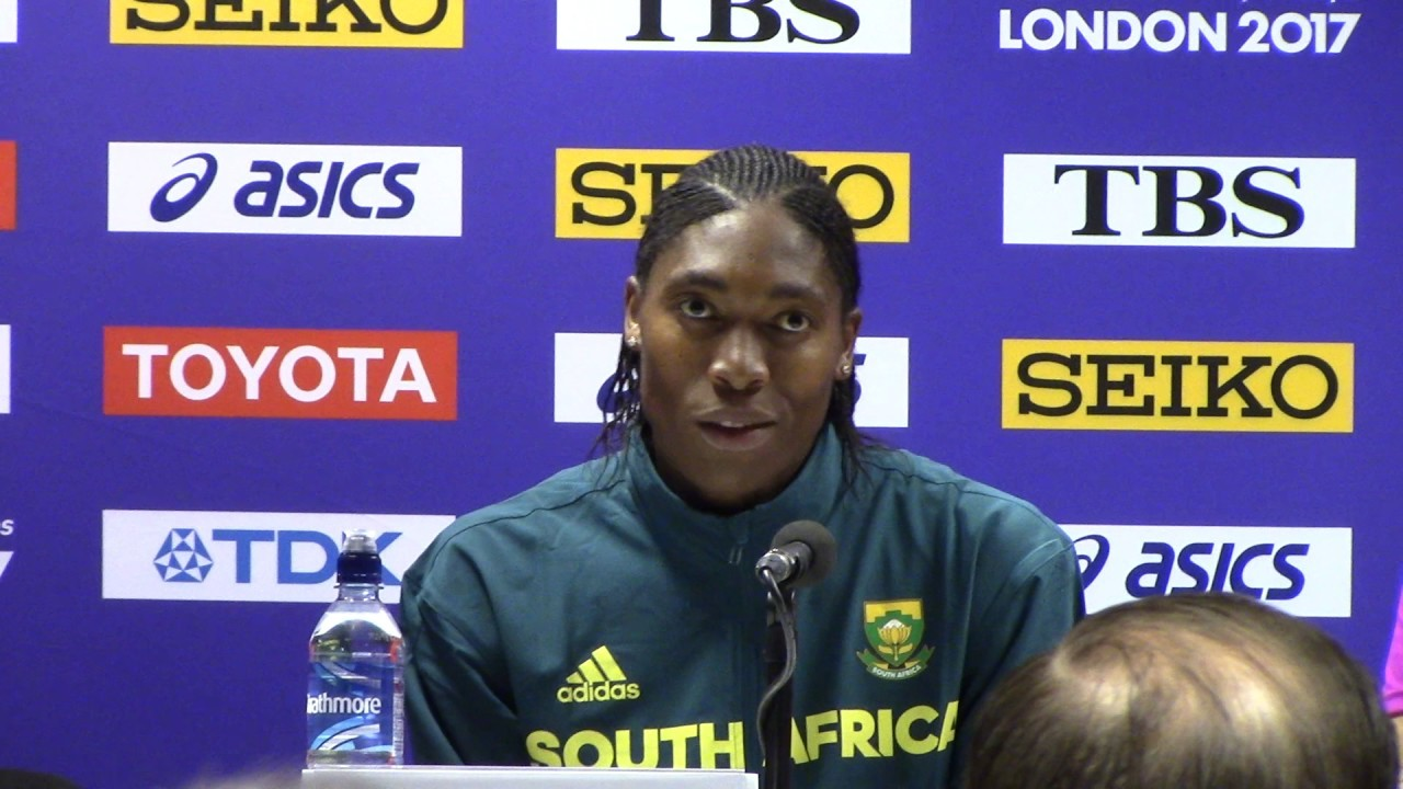 Caster Semenya says she won't take  hormone-reducing medication