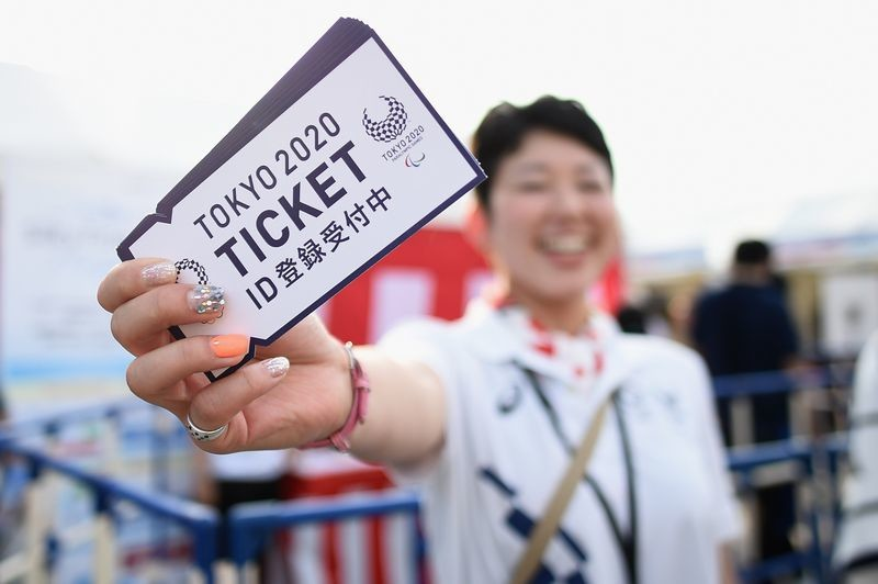 Overwhelmed by unprecedented demand, Tokyo Olympic organizers said Thursday they hope to run another ticket lottery next month for residents of Japan who got nothing the first time