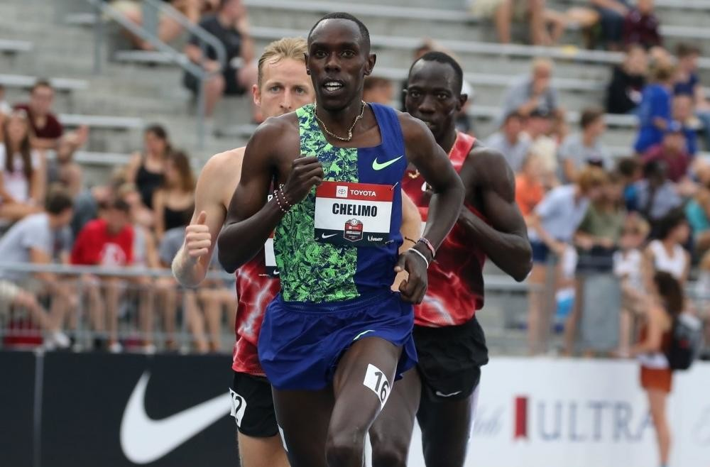 Paul Chelimo is set to race at XC Town USA Meet of Champions in Terre Haute on Nov 14