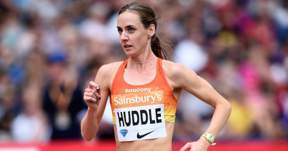 Molly Huddle is going to run the New York City Marathon again
