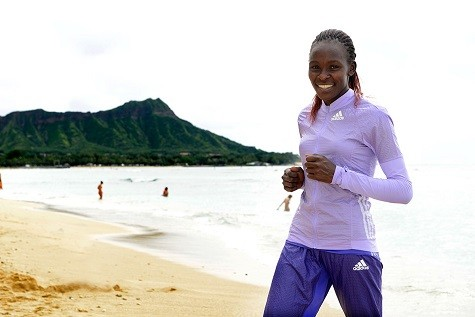 Marathon champion Joyce Chepkirui is returning to reclaim her crown on Sunday at the Honolulu Marathon