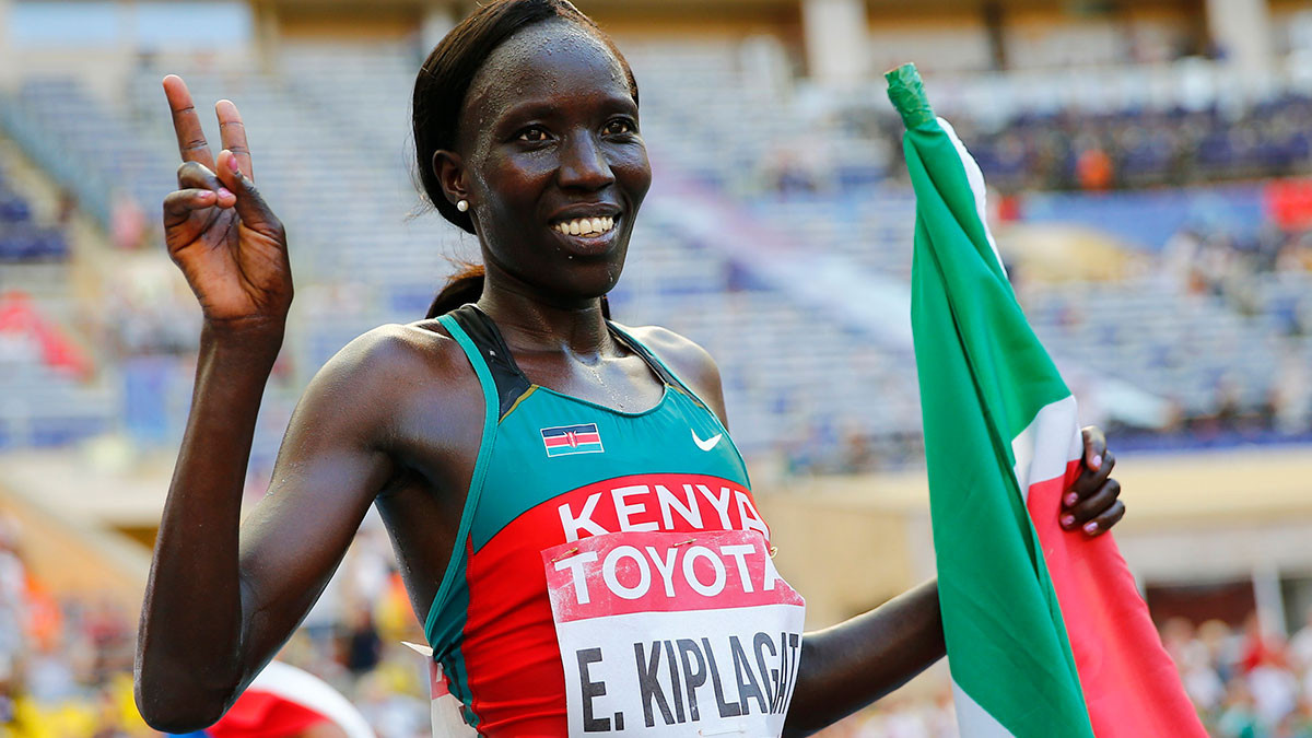 Kiplagat Wins $500,000 -  World Marathon Majors