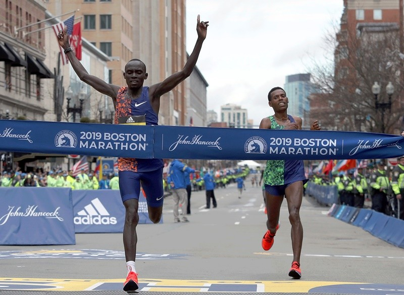 Boston marathon champion Lawrence Cherono said Tuesday that representing Kenya at the Tokyo Olympics will be a big achievement, winning gold will be dream come true