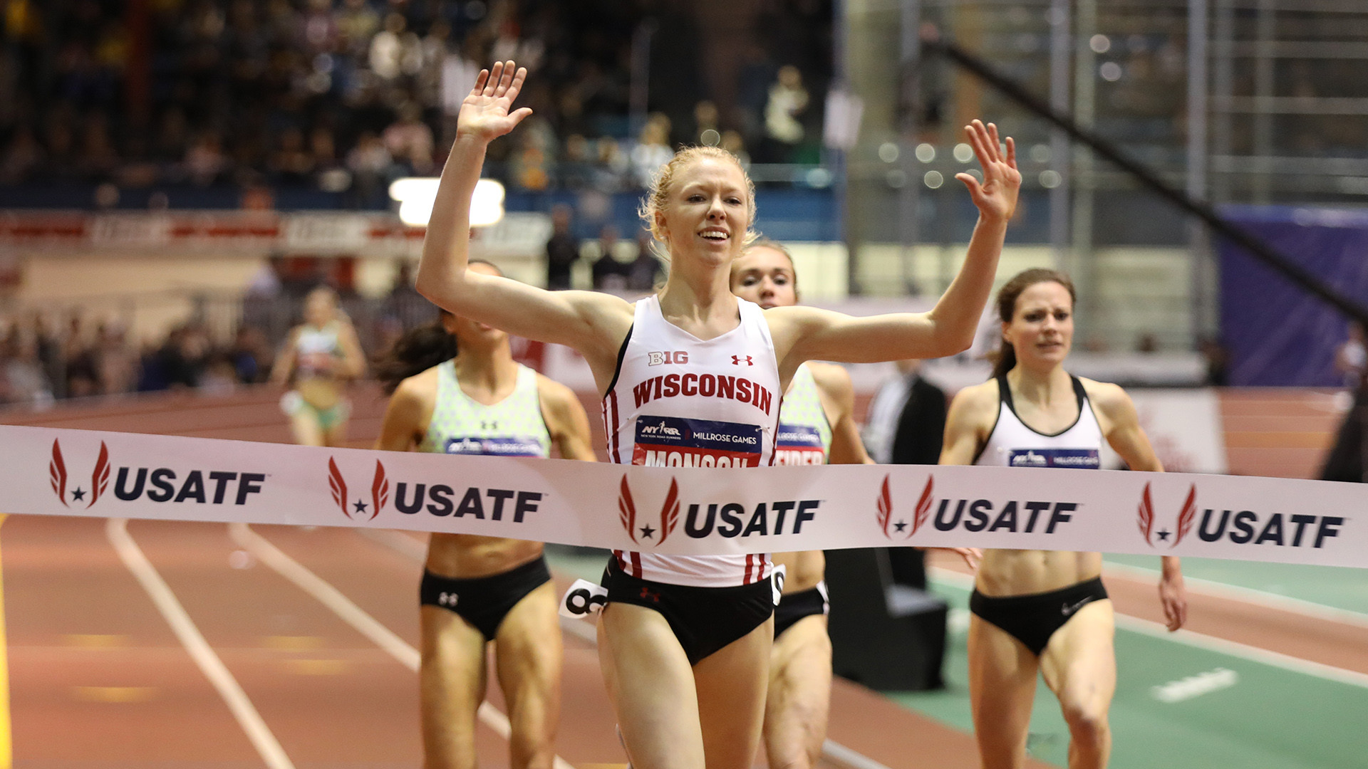 The 113th NYRR Millrose Games set for February 8th will feature dozens of  Olympians and world class runners
