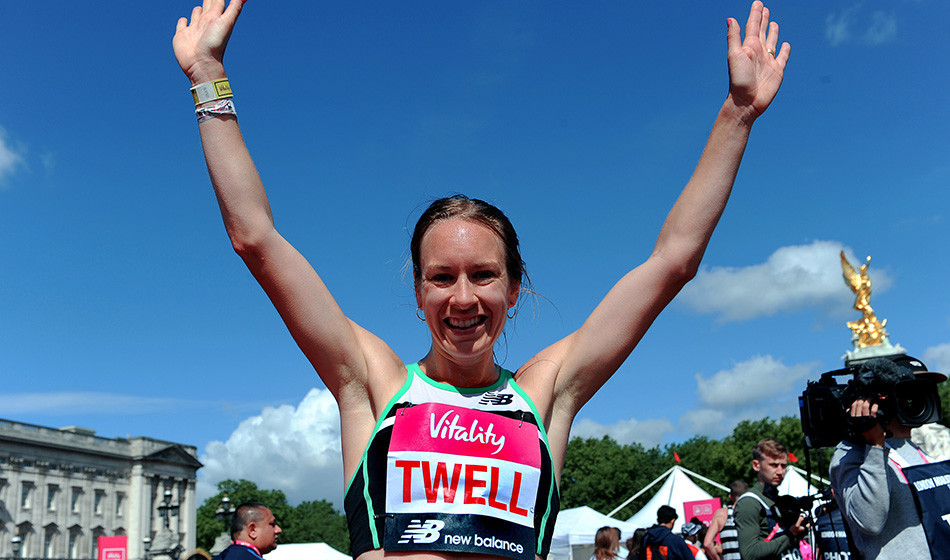 British Steph Twell has been having a great year and is set to race the Mattoni Olomouc Half Marathon this weekend
