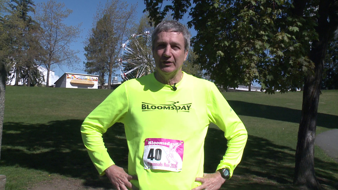 Don Kardong Founder and Race Director of the Lilac Bloomsday Run will retire after the 2019 race