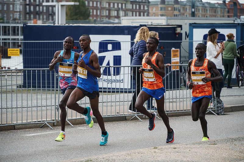 The world record will be under attack at the 2018 Copenhagen Half Marathon on September 16