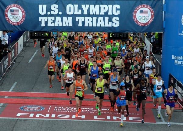 A look at who's got a shot at making the American Olympic marathon squad