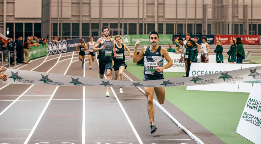 Staten Island set to roll out the welcome mat Feb. 22-24 for the Toyota USATF Indoor Championships