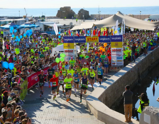 The Logicom Cyprus Marathon Marathon has been canceled due to coronavirus outbreak