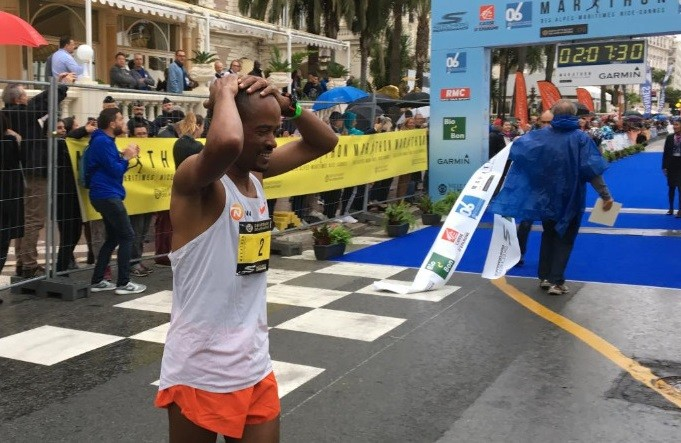 Milaw breaks course record at Marathon Des Alpes Maritimes clocking 2:07:26