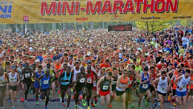 For the second year in a row, 500 Festival Mini-Marathon cancels in-person race