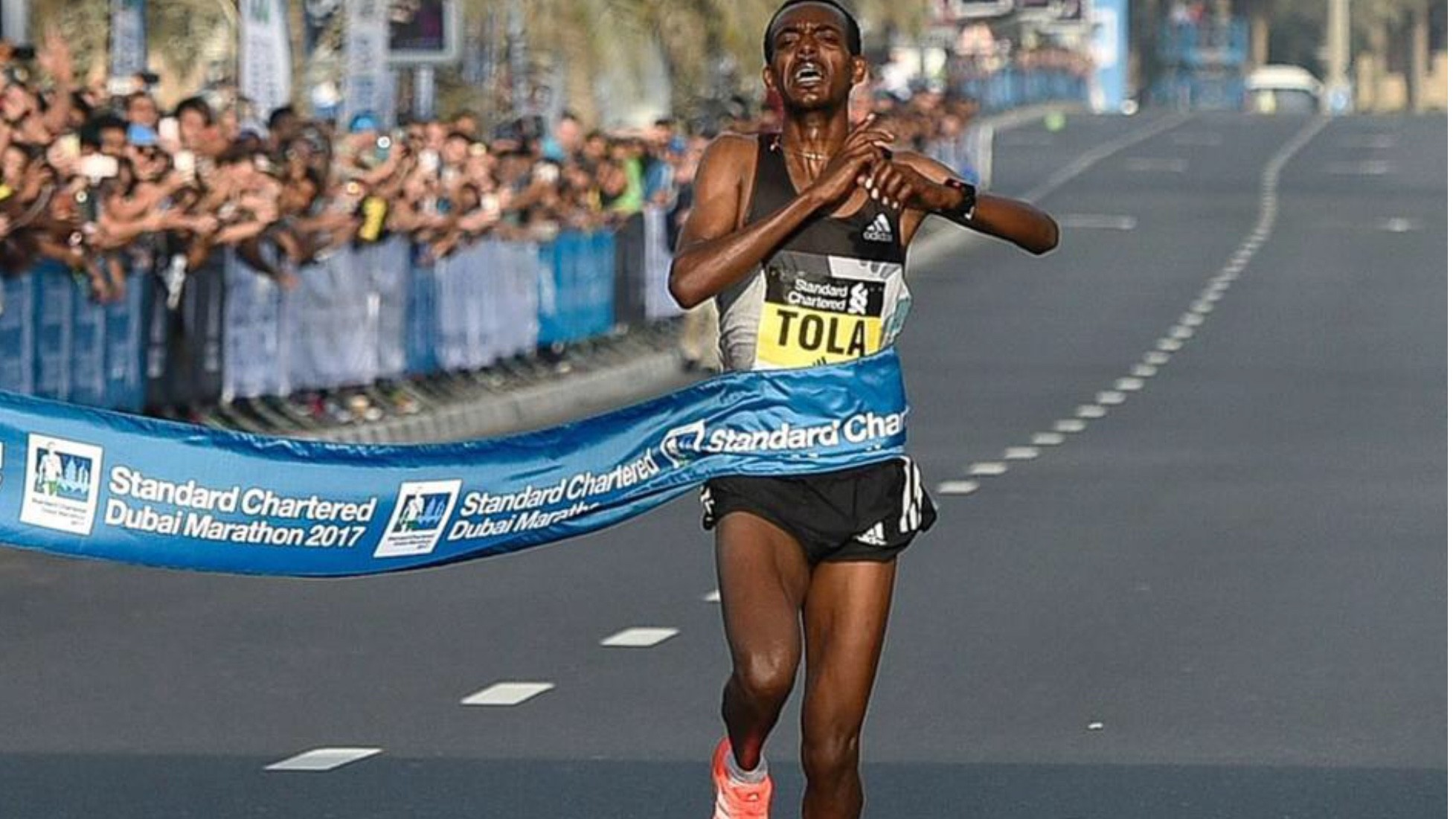 Powerful Elite Field Set For Battle at Marathon in Dubai Friday