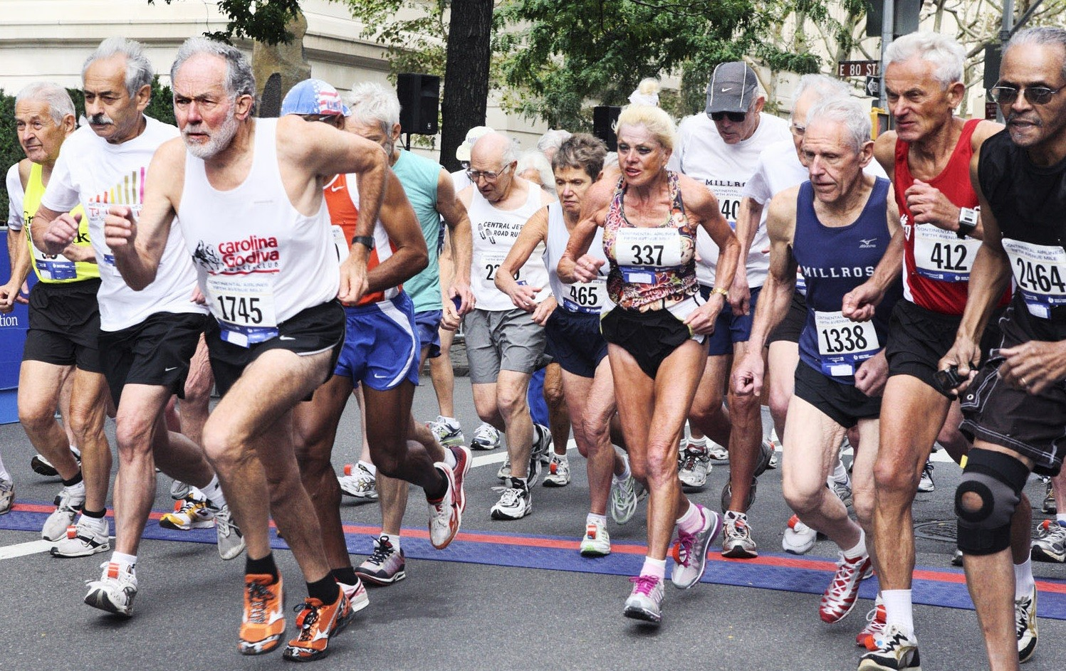 Marathon runners have less arthritis than non-runners