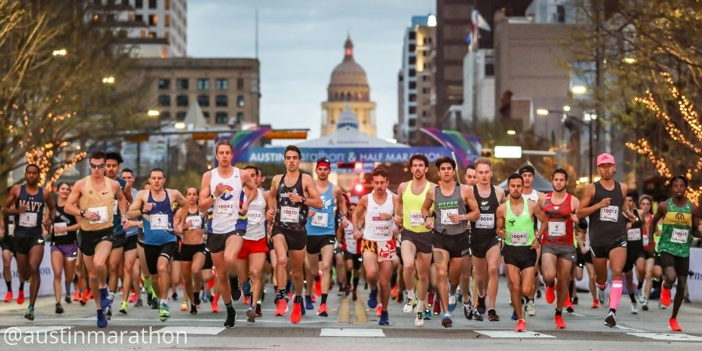 The Ascension Seton Austin Marathon presented by Under Armour has been named Named Champion of Economic Impact for Second Year in a Row