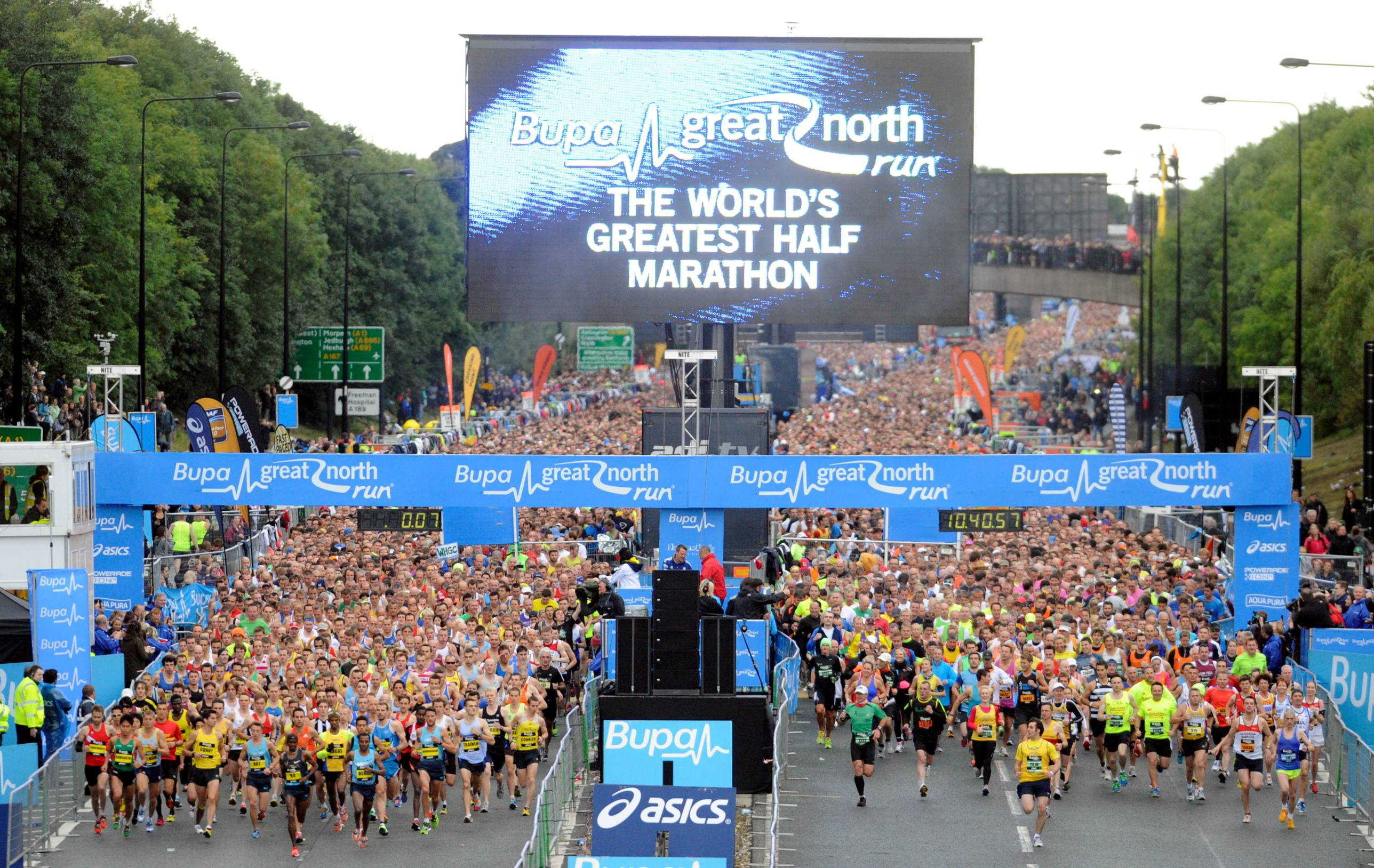 Great Tees 10K Added To Great North Run Weekend