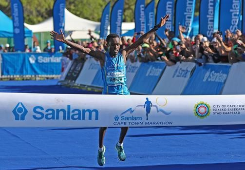 Reigning Cape Town Marathon champion, Asefa Negewu, will return to defend his title this year