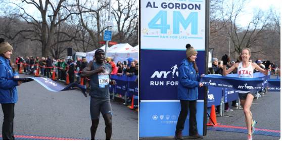 Al Gordon lived to be 107 and started running marathons in his 80's