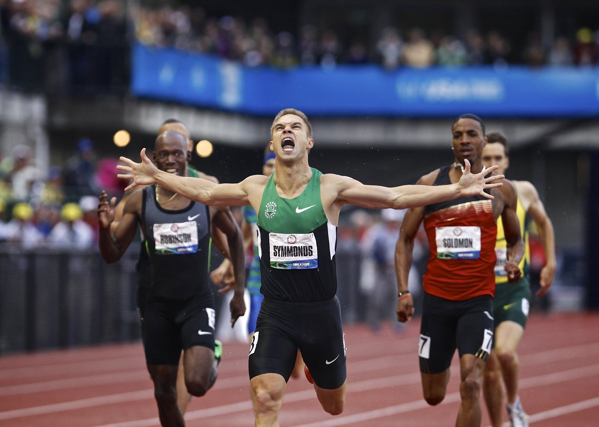 Nick Symmonds Optimistic About Marathon Debut