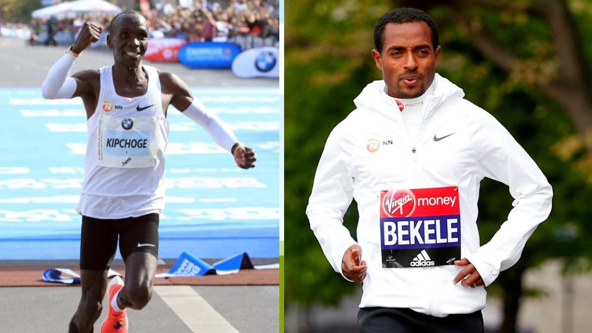 2020 London Marathon features a strong line up, but it's missing the one match up we really wanted to see, Kipchoge-Bekele