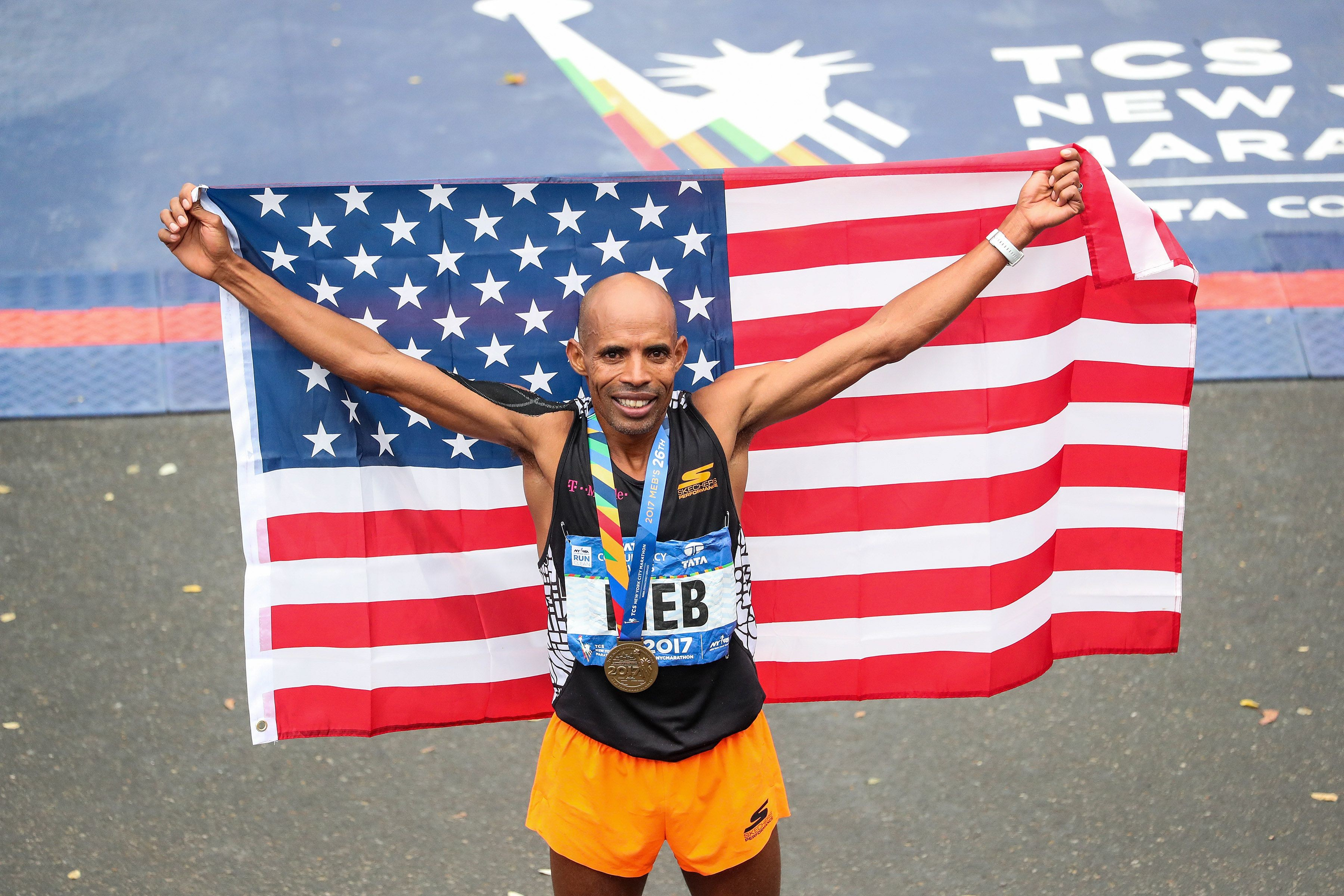 Meb Keflezighi has fond memories of the Carlsbad 5000 and teamed up with a group to purchase it
