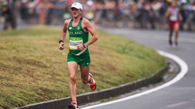 Kevin Seaward clocked a lifetime best and became the second-fasted Irish marathon runner of all time in the process at the Seville Marathon on Sunday