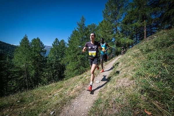 Kilian Jornet of Spain and Switzerland's Maude Mathys smashed the respective course records at the Sierre-Zinal in Switzerland, the fifth race in the 2019 World Mountain Running Association on Sunday