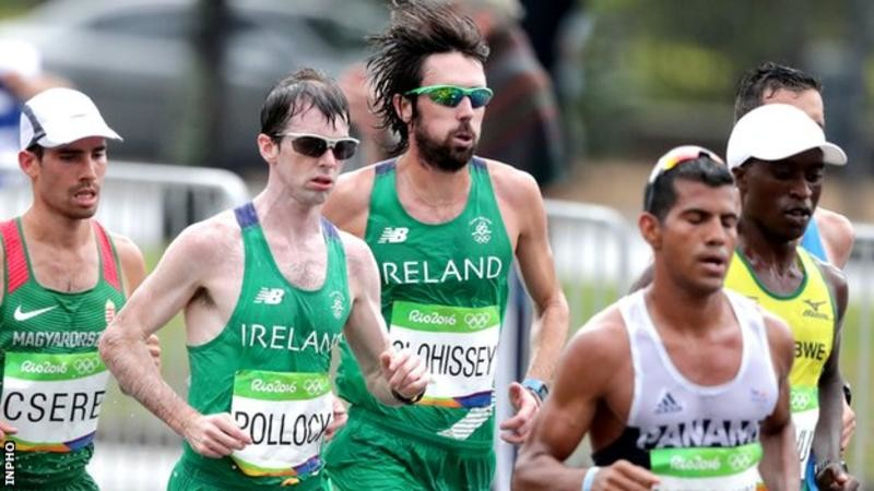 Ireland's team is set to run the World Half Marathon Championships